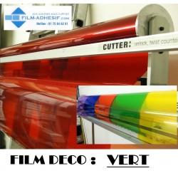 film adhesif déco couleur (couleurs au choix)