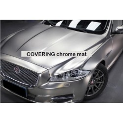 covering CHROME mat